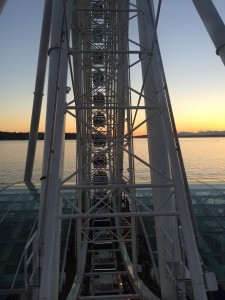 The Great Wheel, Seattle