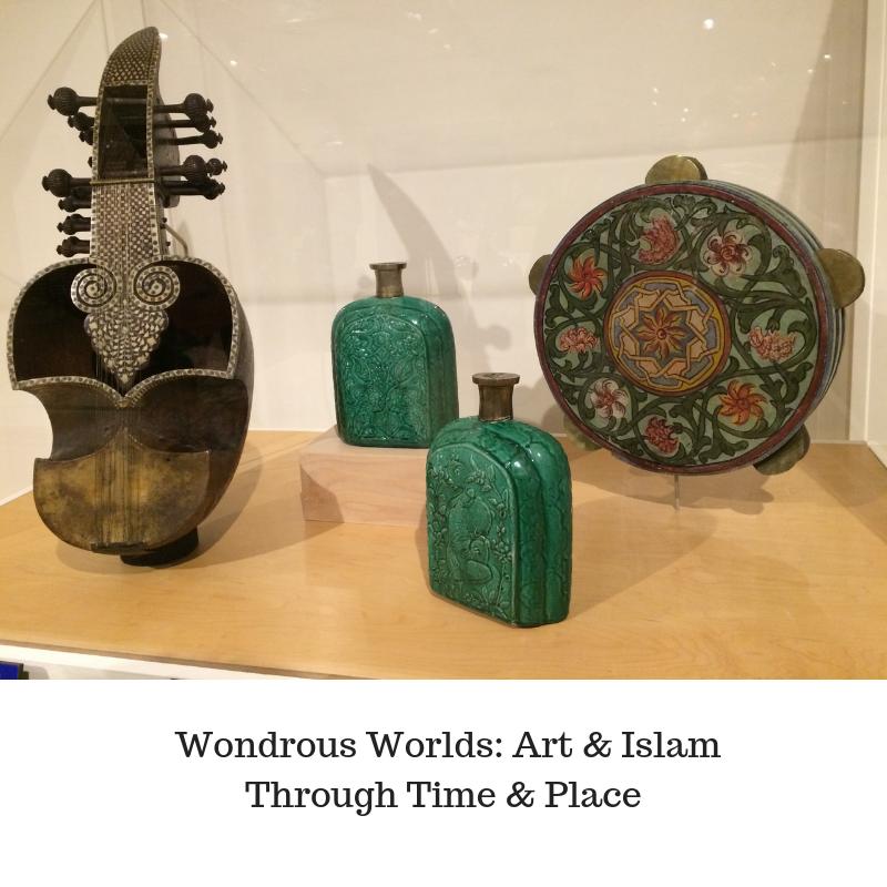 art exhibit Islamic art